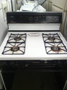 Electric and Gas Stoves for sale with Warranty Trade and Save.........