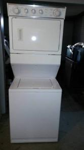 Whirlpool washer/dryer stack