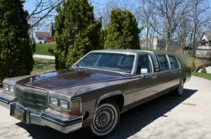1984 Cadillac Stretch Limousine, Limo